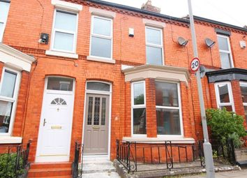 Thumbnail 3 bed terraced house for sale in Hollybank Road, Mossley Hill, Liverpool