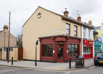 Thumbnail 2 bedroom end terrace house for sale in Higham Hill Road, London