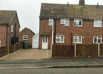 Thumbnail 3 bed semi-detached house to rent in 4 Burns Road, Worksop, Nottinghamshire