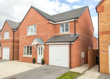 Thumbnail 4 bed detached house for sale in Mulberry Close, Selby