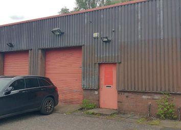 Thumbnail Light industrial to let in Unit 6, 41 Dalsholm Avenue, Glasgow