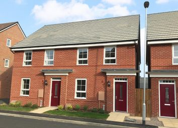 """Thumbnail 3 bed semi-detached house for sale in """"Finchley"""" at Warkton Lane, Barton Seagrave, Kettering"""