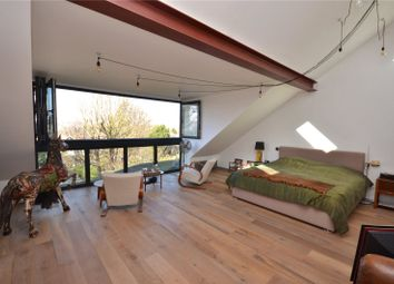 Thumbnail 3 bed flat for sale in Clifton Avenue, Church End, London