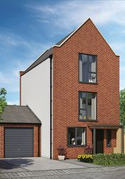 Thumbnail 3 bed link-detached house for sale in The Winston, Manor Parkway, Derby, Derbyshire