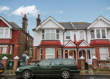 Thumbnail 3 bed flat for sale in Modena Road, Hove
