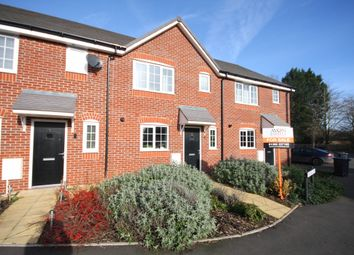 Thumbnail 3 bed terraced house for sale in Partridge Close, Salford Priors