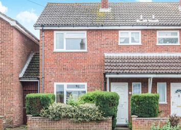 Thumbnail 3 bedroom semi-detached house for sale in Oulton Street, Oulton, Lowestoft