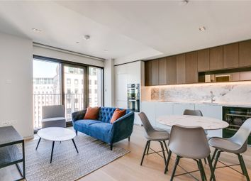 Thumbnail 1 bedroom flat to rent in Casson Square, Southbank Place, Waterloo, London