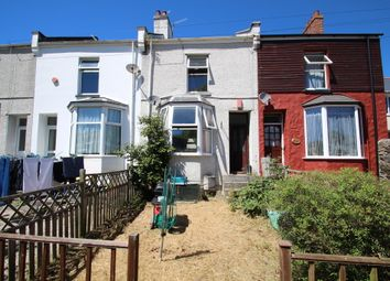 Thumbnail 2 bed terraced house for sale in Alexandra Road, Ford, Plymouth