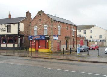 Thumbnail Retail premises for sale in Leadenhall Street/4 High Northgate, Darlington