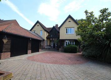 Thumbnail 4 bed detached house for sale in The Folly, Colchester Road, St. Osyth, Clacton-On-Sea
