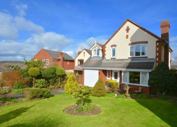 Thumbnail 4 bed detached house for sale in Saddlers Way, Okehampton