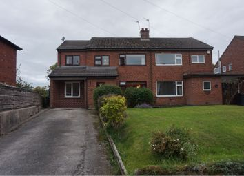 Thumbnail 4 bed semi-detached house for sale in Crompton Road, Macclesfield