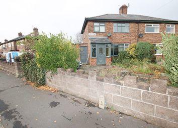 Thumbnail 3 bed semi-detached house for sale in Lathom Avenue, Warrington