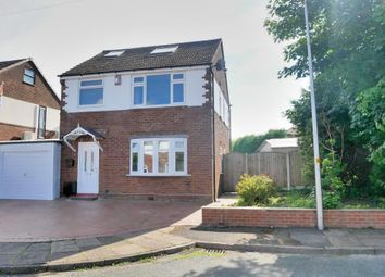 Thumbnail 4 bed detached house for sale in Torbay Drive, Offerton, Stockport