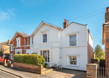 Thumbnail 5 bed semi-detached house for sale in Park Road, East Molesey