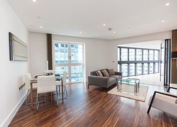 Thumbnail 2 bedroom flat to rent in New Tower Buildings, Wapping High Street, London