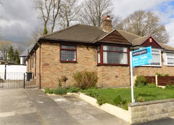 Thumbnail 3 bed semi-detached bungalow for sale in Cornwall Crescent, Brighouse, West Yorkshire