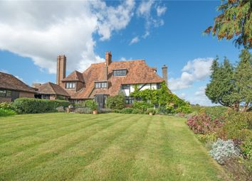 The Street, Great Chart, Ashford, Kent TN23. 6 bed detached house