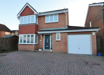 Thumbnail 4 bed detached house for sale in Marlborough Gardens, Hedge End, Southampton, Hampshire