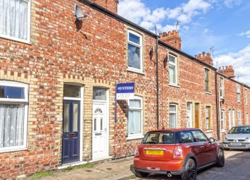 Thumbnail 2 bedroom terraced house for sale in Sutherland Street, York