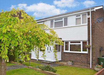 Thumbnail 3 bed property for sale in Fir Tree Grove, Lordswood, Chatham