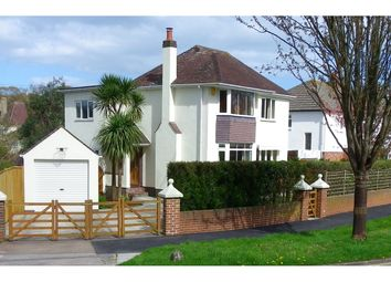 Thumbnail 4 bed detached house for sale in Cadewell Park Road, Torquay