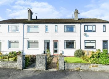 Thumbnail Terraced house for sale in Netherbog Road, Dumbarton