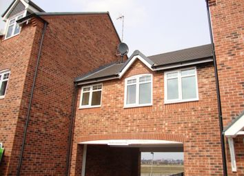 Thumbnail 1 bed flat to rent in Bracken Way, Harworth, Doncaster
