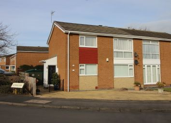 Thumbnail 2 bed flat for sale in Buttsfield Way, Billingham