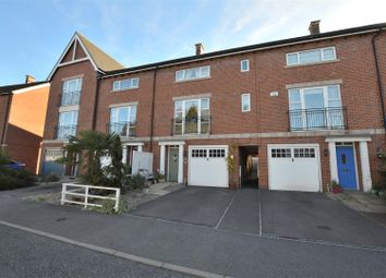 Thumbnail 4 bed town house for sale in Brooke Close, Belper, Derbyshire