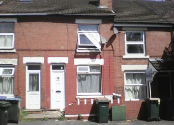 Thumbnail 4 bedroom terraced house to rent in Hollis Road, Coventry