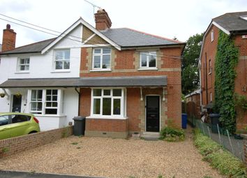 Thumbnail 3 bed semi-detached house to rent in Chobham Road, Sunningdale, Ascot