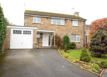 Thumbnail 4 bed detached house for sale in Ash Hill Drive, Leeds, West Yorkshire