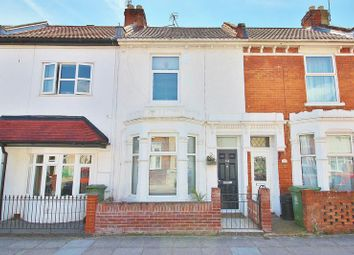 Thumbnail 3 bedroom terraced house for sale in Essex Road, Southsea