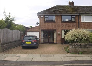 3 bed semi-detached house for sale in Virginia Avenue, Lydiate, Liverpool L31