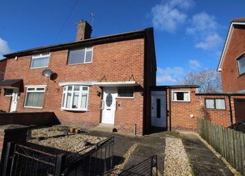Thumbnail 2 bed semi-detached house for sale in Mardale Road, Carlisle