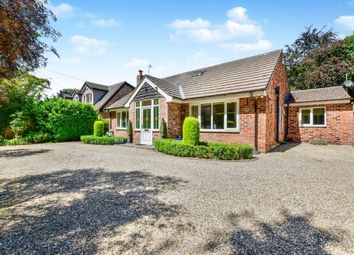 Thumbnail 4 bed bungalow for sale in Shay Lane, Hale Barns, Altrincham, Greater Manchester