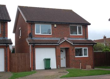 Thumbnail 4 bed detached house to rent in Strawberry Mews, Stakeford