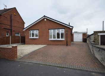 Thumbnail 3 bed detached bungalow for sale in Hillcrest Mount, Castleford