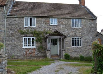 Thumbnail 3 bedroom cottage to rent in Polsham, Wells