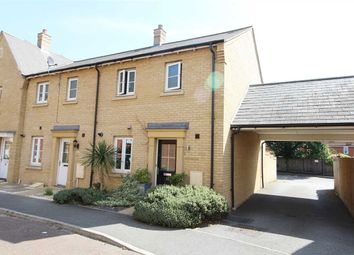 Thumbnail 3 bed end terrace house for sale in Chapman Place, Mile End, Colchester