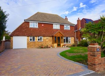 Thumbnail 4 bed detached house for sale in Palmerston Way, Gosport