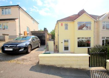 Thumbnail 3 bed semi-detached house for sale in Redcatch Road, Knowle, Bristol