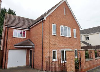 Thumbnail 5 bedroom detached house for sale in Littlewood Street, Rothwell