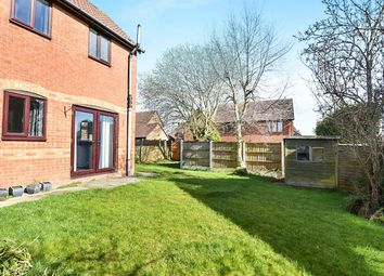 Thumbnail 2 bed town house for sale in Ivybridge Close, Oakwood, Derby