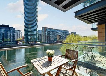 Thumbnail 2 bed flat for sale in Ability Place, Millharbour