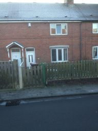 Thumbnail 3 bed terraced house to rent in Newstead Drive, Fitzwilliam, Pontefract