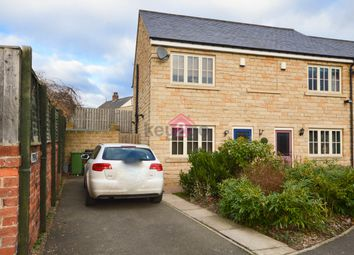 Thumbnail 3 bed end terrace house for sale in Market Street, Eckington, Sheffield