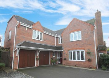 5 bed detached house for sale in Huddesford Drive, Balsall Common, Coventry CV7
